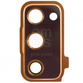 Galaxy S20 FE Back Camera Lens with Bezel - Cloud Orange